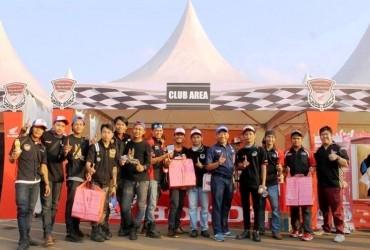 Komunitas Honda Turut Ramaikan Games dan Hiburan di HDC Seri 3 Jakarta