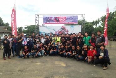 Trackday All New CBR150R Bersama Paguyuban Honda Bengkulu (PAMHOB)