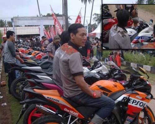 Bikers Memakai Batik? Siapa Takut