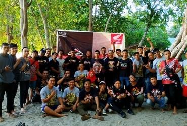 Honda gelar Bikers Adventure Camp dan Workshop Jurnalistik