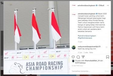 Breaking News: Astra Honda Racing Team batal turun di ARRC Sepang