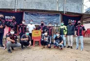 BERBAGI KASIH ALA CBR INDONESIA COMMUNITY