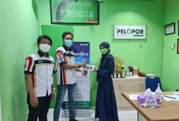 Berbagi Takjil & Baksos Di Ramadhan Penuh Berkah, Bro Irul : HCT Harus Tetap Solid.
