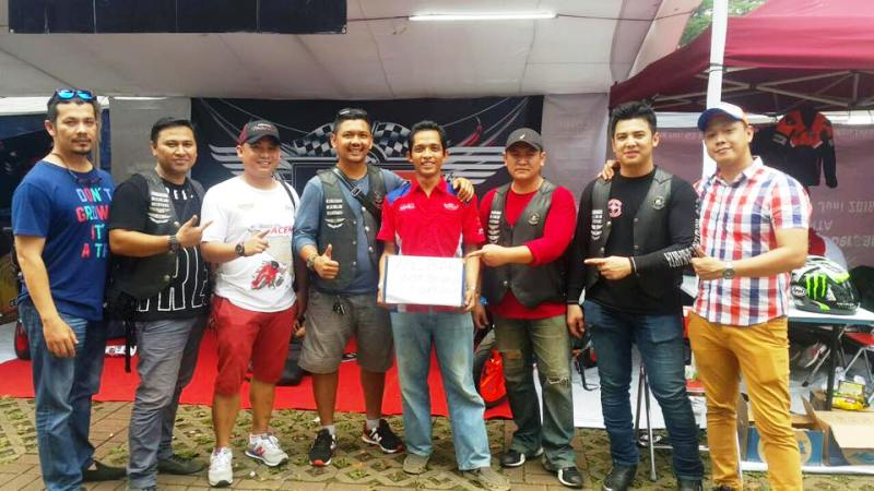 Asosiasi Honda CBR Indonesia (AHC) Semarakan Burtor 2016 Dengan Kopdargab