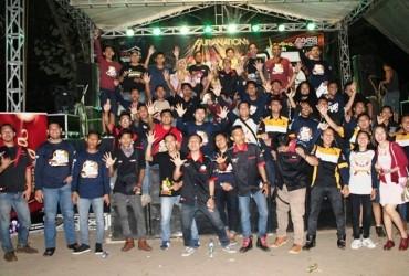 Tourgab 5 AHC All Java Region Kuatkan Tali Silaturahmi di Pantai Sundak
