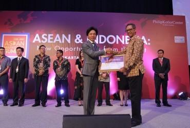 AHM Raih 2 Penghargaan pada The 3rd ASEAN Marketing Summit 2017