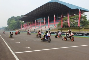 200 Starter Siap Ramaikan Indonesia CBR Race Day 2019