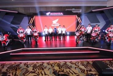 Siap Banggakan Indonesia, Astra Honda Umumkan Tim Balap 2019