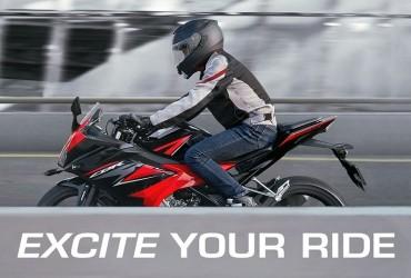Performa Honda CBR150R Di Atas Aspal