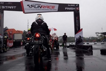Komunitas CBR Bakal Rasakan Performa All New Honda CBR250RR di 9 Kota