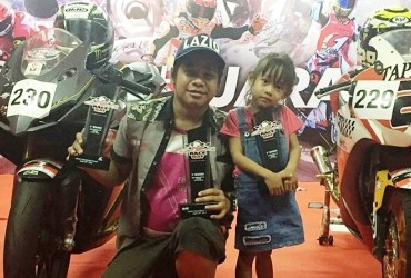 Bro Avrie (CROW Tangerang) : Aturan Dibuat Agar Persaingannya Lebih Seimbang