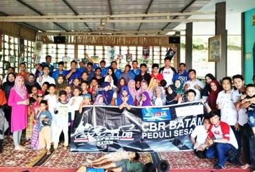 CCI Batam Jalankan Agenda Sosial di Bulan Ramadhan ke Panti Asuhan