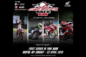 Indonesia CBR Race Day seri 1