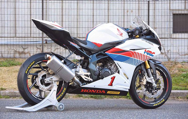 Perhatikan ini Jika Ingin Memodifikasi Honda CBR250RR