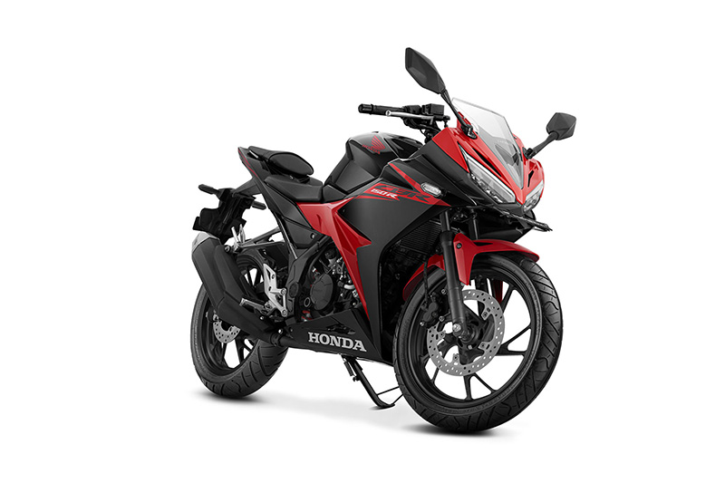 Warna Baru New Honda CBR150R Makin Agresif