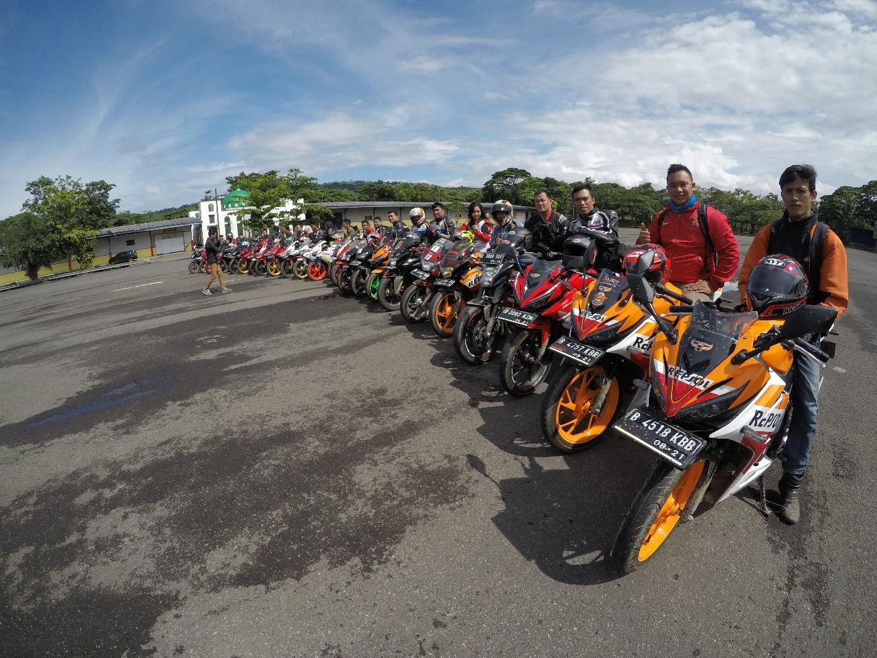 Intip Profil Sejarah Komunitas Honda CBR Riders Bekasi, Menarik Nih Bro!
