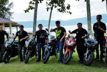 Perkuat Persaudaraan, HCOI Medan Gelar Fun Touring
