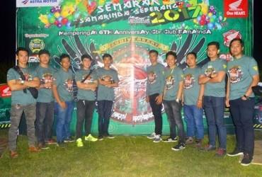 Anniversary CBR Club Samarinda, Tahun ke-6 Semakin Loyal