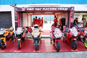 CBR TAC Racing Team Targetkan Podium Ajang ICE Day 2018 Seri Kedua