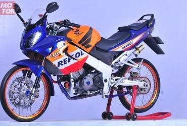 Inspirsi Modifikasi, Ketika Honda CBR 150 Dimodif Thailook
