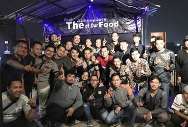 CBR Owner Tangerang, Mulai Rutinitas Dengan Halalbihalal