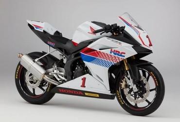 Fakta Menarik All New Honda CBR250RR Versi HRC