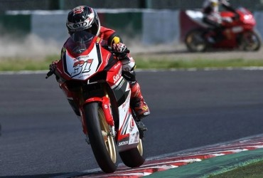 All New Honda CBR250RR, Makin Perkasa di Asia Road Racing Championship