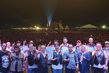 Ini Ragam Aksi Sosial di Balik Serunya Gelaran HBD 2018 Nasional