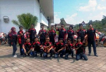 Honda CBR Boyolali Community Sukses Laksanakan Touring Gunungkidul