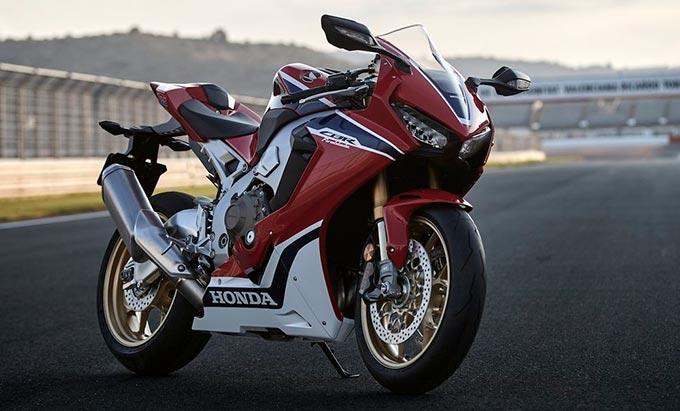 Gaharnya Honda CBR 1000 SP, Chasis, Mesin, Desain dan Suspensi Semua Baru