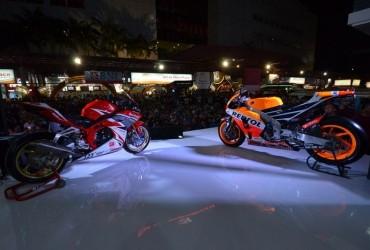 Motor Honda 'Laris Manis' di Jakarta Fair 2018, CBR 250RR Terjual 125 Unit