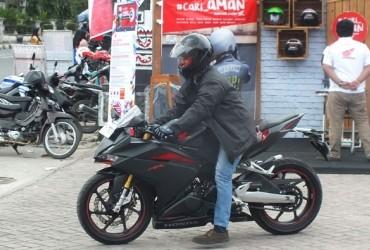 Honda Sport Motorshow Sambangi Kota Siantar