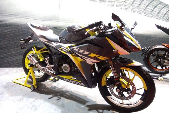 Foto-foto Honda CBR 150R Modifikasi, Asik Buat Inspirasi Modif
