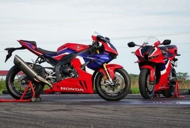Honda CBR1000RR-R Fireblade Semakin Naik Kelas