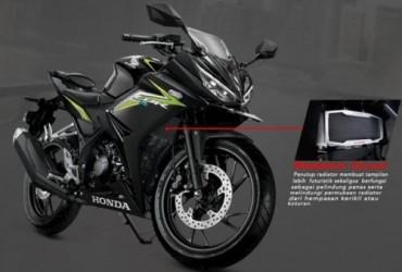 Agar Radiator Honda CBR Tetap Prima Begini Caranya