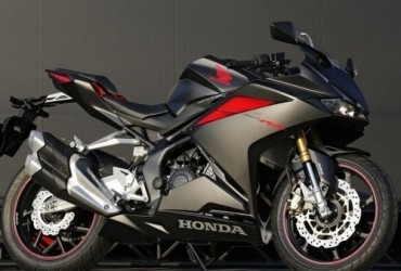 Gallery Foto Kegagahan Honda CBR250RR