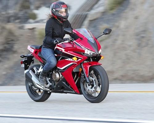 Ini Pilihan Dua Warna Honda CBR500R