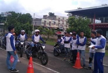 Inilah Juara Kompetisi Safety Riding Regional Jambi 2018