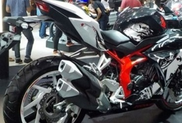 Detail Foto All New Honda CBR250RR Versi Kabuki