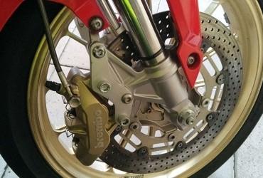 Upgrade peranti pengereman Honda CBR250RR