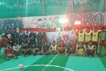 Ketupat Futsal Community Ala Main Dealer Honda Kalimantan, Bikin Kompak Komunitas