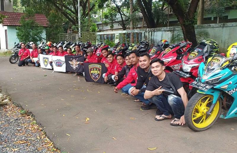 Mengenal Komunitas CBR Archer Pelaihari Kalimantan Selatan