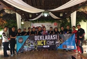 Honda CBR Tangerang (HCT) Resmi Deklarasi