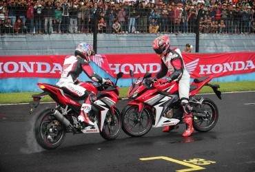 All New Honda CBR150R, Konfigurasi Mesin Handal
