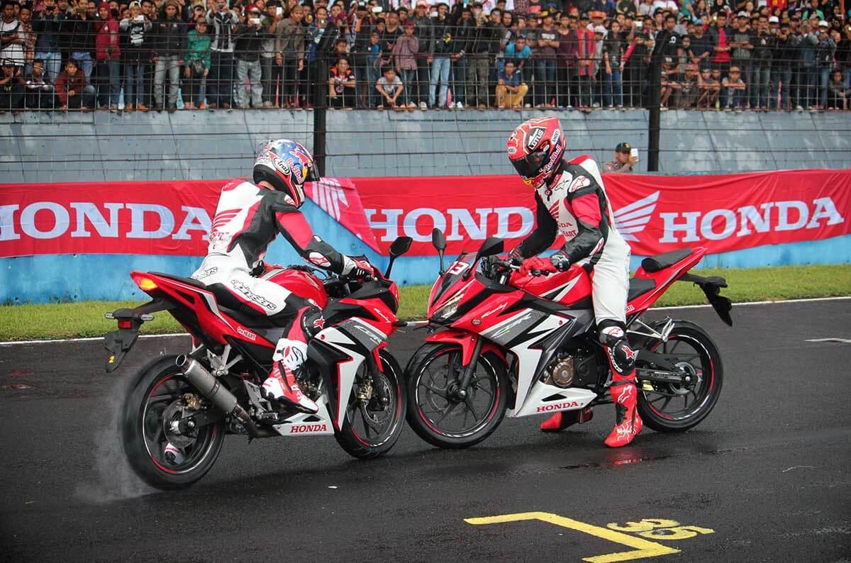 LIVERY MOTOR BALAP PERKUAT KARAKTER ALL NEW HONDA CBR150R