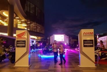 Ragam Produk Honda Curi Perhatian Pengunjung Duta Mall Kalimantan