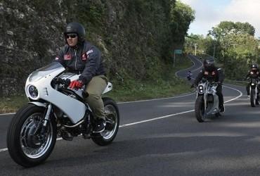 Tiga Karya Modifikasi All New Honda CBR250RR Mengaspal di Yogyakarta