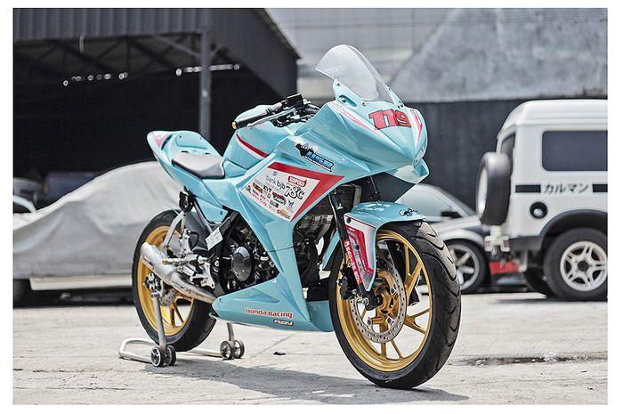 Foto-foto Modifikasi Honda CBR 150R, Mana yang Paling Keren?