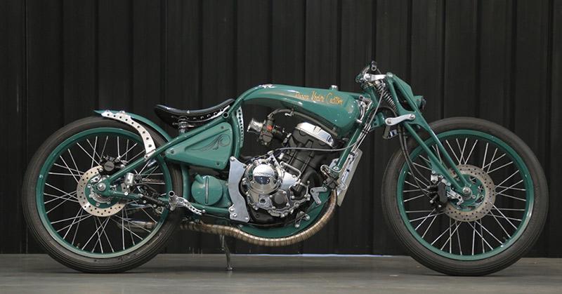 Modifikasi Honda CBR 250R, Back to Classic 1920an