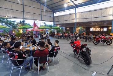 Ikatan Motor Honda Palu Nonton Bareng MotoGP